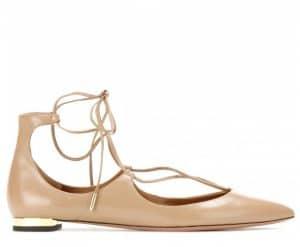 Aquazzura Christy Flat Ballerinas 1