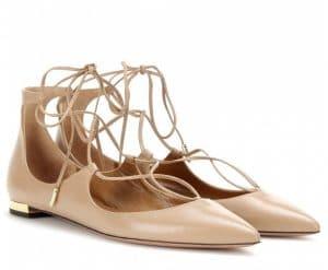 Aquazzura Christy Flat Ballerinas 3