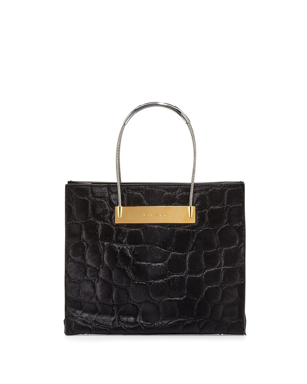 2e21da0d86ae Balenciaga Fall Winter 2015 Bag Collection featuring the Croc ...
