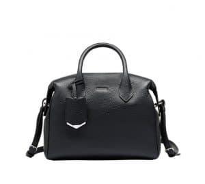 Balenciaga Black Infanta Boston S Bag