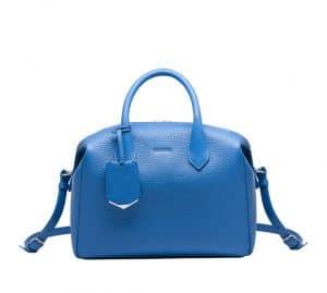 Balenciaga Bleu Roi Infanta Boston S Bag