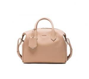 Balenciaga Cashmere Beige Infanta Boston S Bag