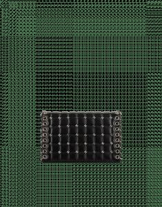 Chanel Black CC Embellished Clutch Bag