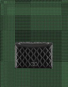 Chanel Black Satin and Grosgrain Ballerine Flap Bag