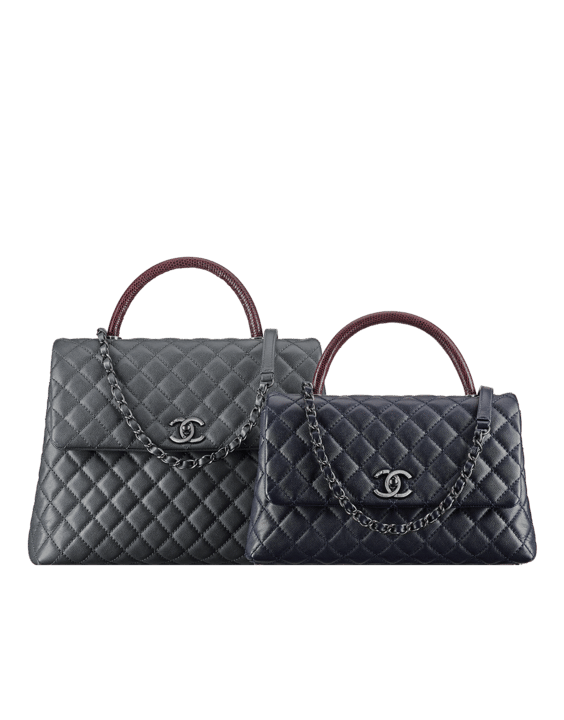 Chanel Fall Winter 2015 Act 1 Bag Collection Spotted Fashion