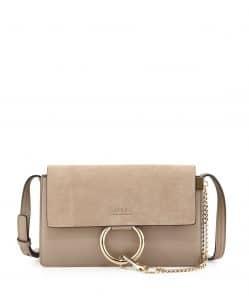 Chloe Gray Faye Small Bag
