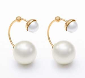 Dior Gold UltraDior Earrings