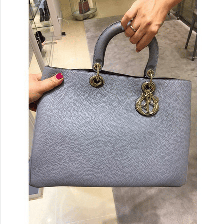 Lady Dior And Diorissimo Bags From Fall 2018 In S Spotted Fashion 232bfee6fde8c