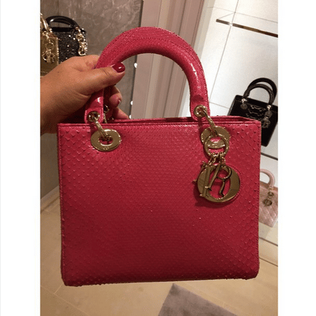 f83e328a8af9 Lady Dior and Diorissimo Bags from Fall 2015 In Stores   Spotted Fashion