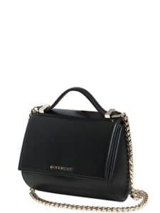 Givenchy Black Pandora Box Mini Bag