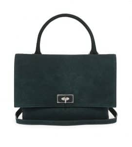 This Fall Designers Are Opting For Suede Bags In Every