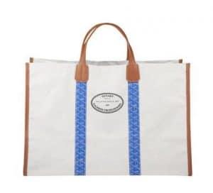 Goyard Sky Blue Méditerranée Bag 1