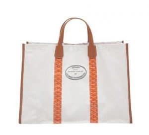 Goyard Orange Méditerranée Bag 1