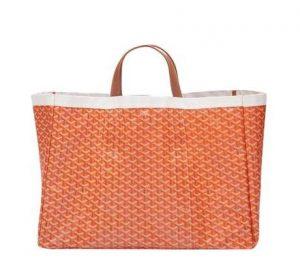 Goyard Orange Méditerranée Bag 2