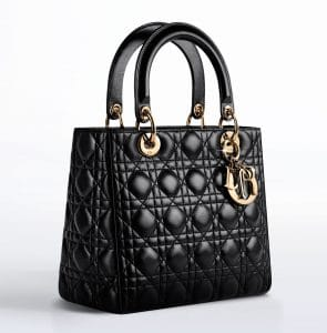 Lady Dior Bag Reference Guide Spotted Fashion