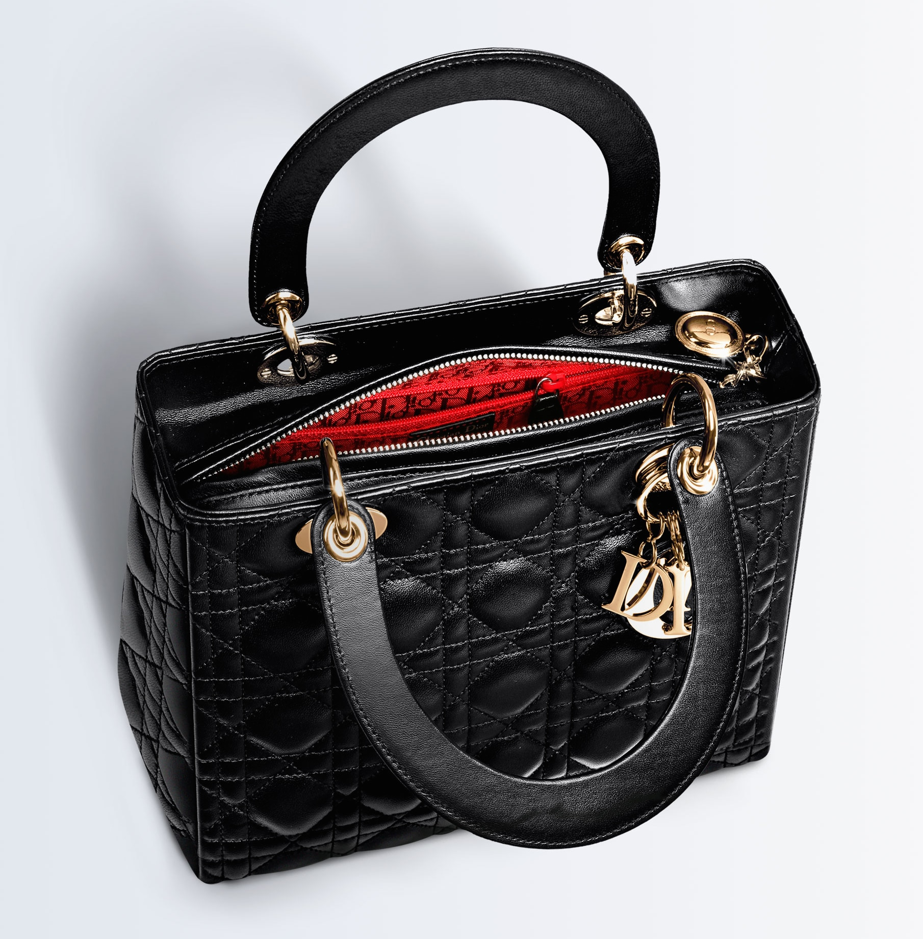 Lady Dior Bag Reference Guide  05f8dc2c87eca