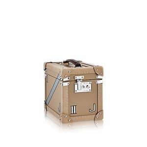 Louis Vuitton Beige Coated Canvas Boîte Promenade PM Bag