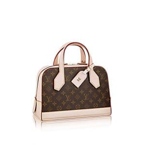 Louis Vuitton Beige Dora PM Bag