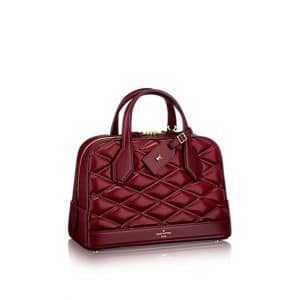 Louis Vuitton Carmine Dora PM Malletage Bag