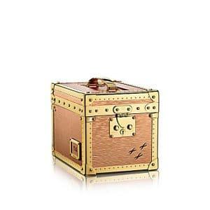 Louis Vuitton Copper Epi Boîte Promenade GM Bag
