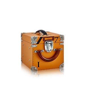 Louis Vuitton Orange Croisière Boîte Promenade GM Bag
