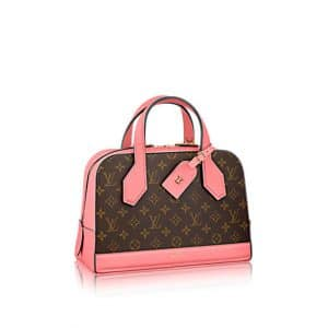 Louis Vuitton Pink Dora PM Bag