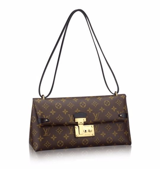 Louis Vuitton Sac Triangle Shoulder Bag Reference Guide   Spotted ... d77a735ad97