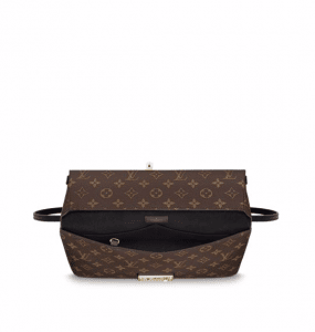 Louis Vuitton Sac Triangle PM Bag 2