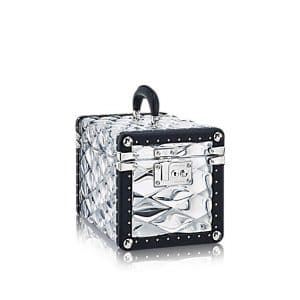 Louis Vuitton Transparent Plexiglass Boîte Promenade Malletage GM Bag
