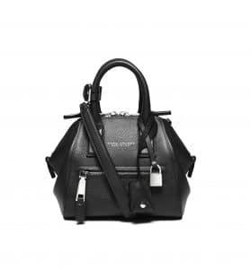 Marc Jacobs Black Textured Mini Incognito Bag