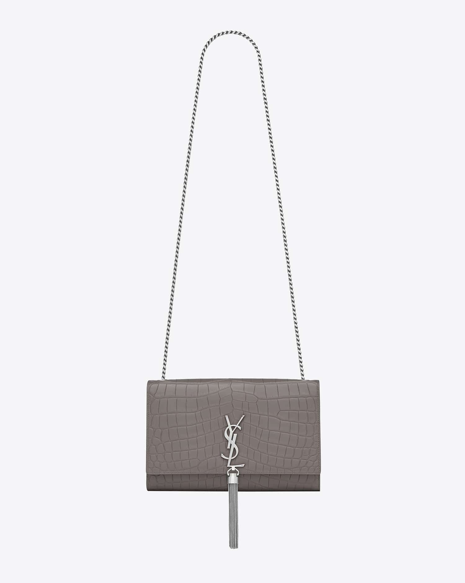 Saint Laurent Fall Winter 2015 Bag Collection Featuring