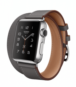 Apple Etain Double Tour Hermes Watch