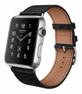 Apple Noir Single Tour Hermes Watch 42mm