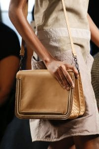 Bottega Veneta Beige Shoulder Bag - Spring 2016