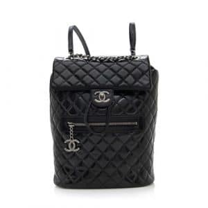 bfedf5de1f48 Chanel Calfskin Backpack Mountain Bag 1 ...