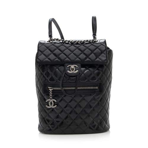 bc140c6c263a Chanel Backpack Mountain Bag Reference Guide