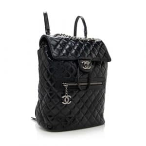 Chanel Calfskin Backpack Mountain Bag 2