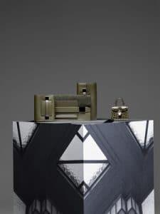 Delvaux Kaki Madame Portefeuille Compact/Madame Pochette/Madame Portefeuille Long Bags