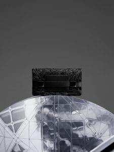 Delvaux Noir Astrakhan Madame Pochette Bags