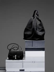 Delvaux Noir Simplissime City Mini and Givry With Me Bags