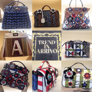 Fendi Spring/Summer 2016 Bag Collection
