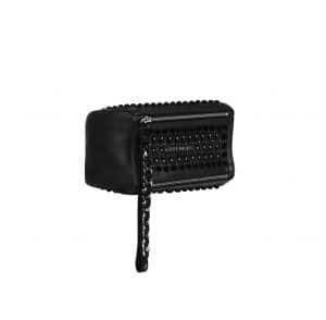 Givenchy Black Studded Pandora Wristlet Bag