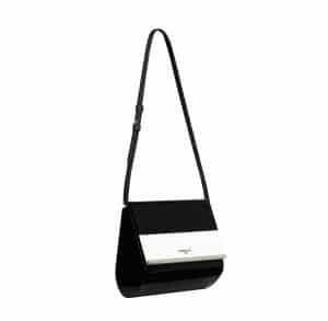 Givenchy Black/White Pandora Box Micro Bag