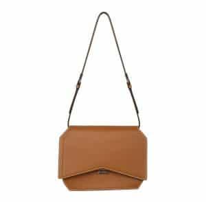 Givenchy Light Brown Medium Flap Bag