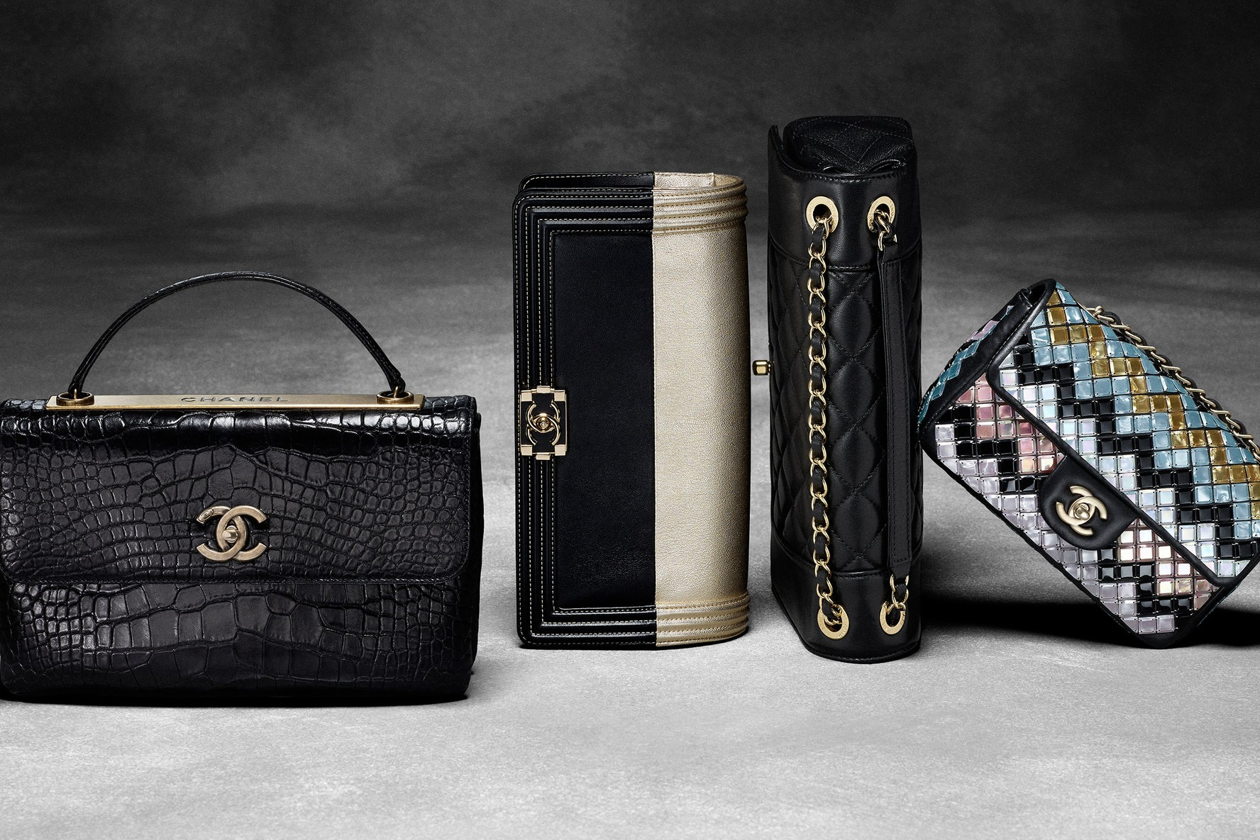 f151f56f1157 Chanel Fall Winter 2015 Act 2 Brasserie Bag Collection