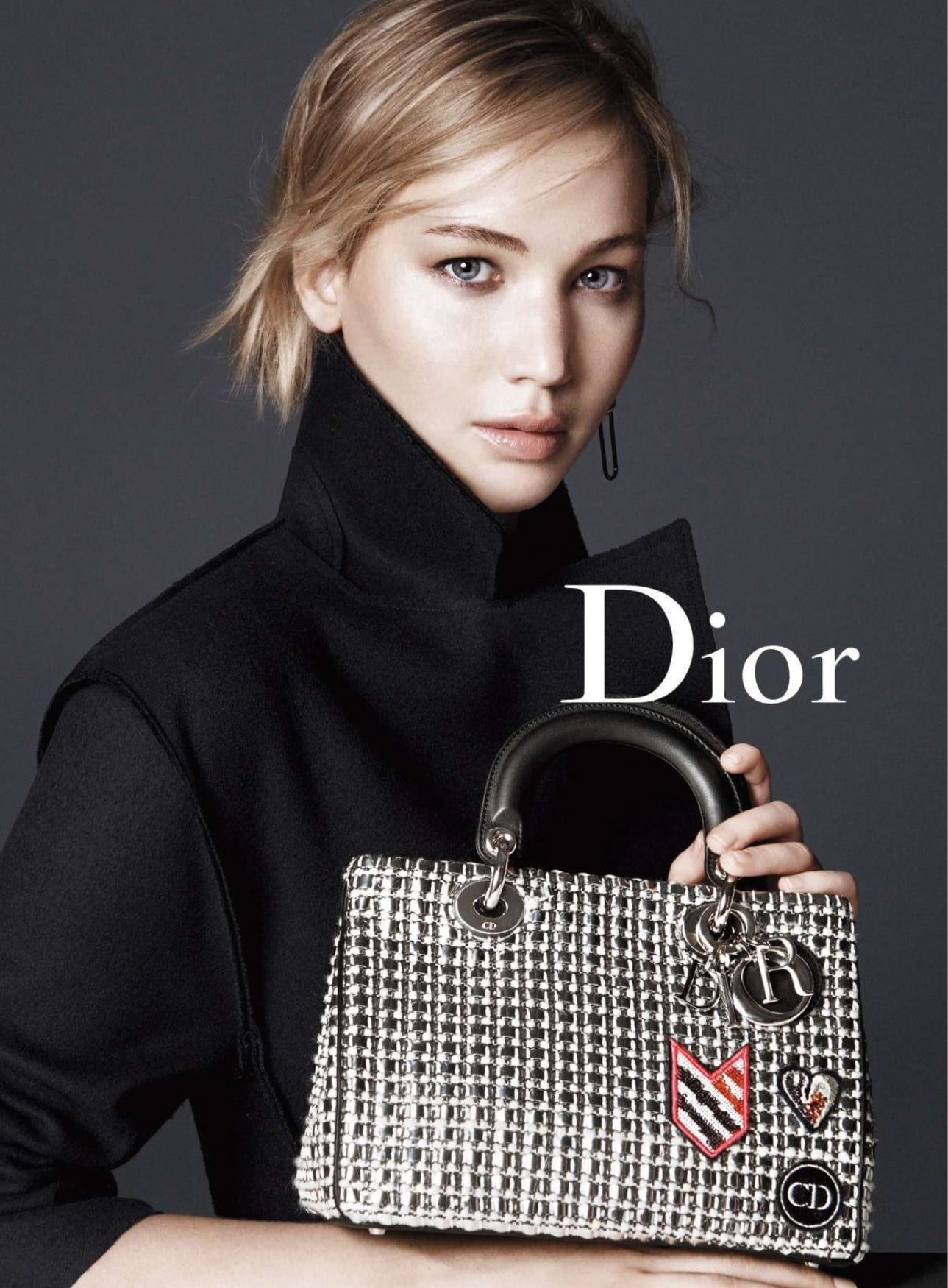 Jennifer Lawrence Stars in Diorissimo and Be Dior Fall 2015 Ad Campaign 5f25f0786cd2b