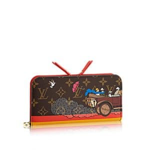 Louis Vuitton Monogram Canvas Evasion Insolite Wallet