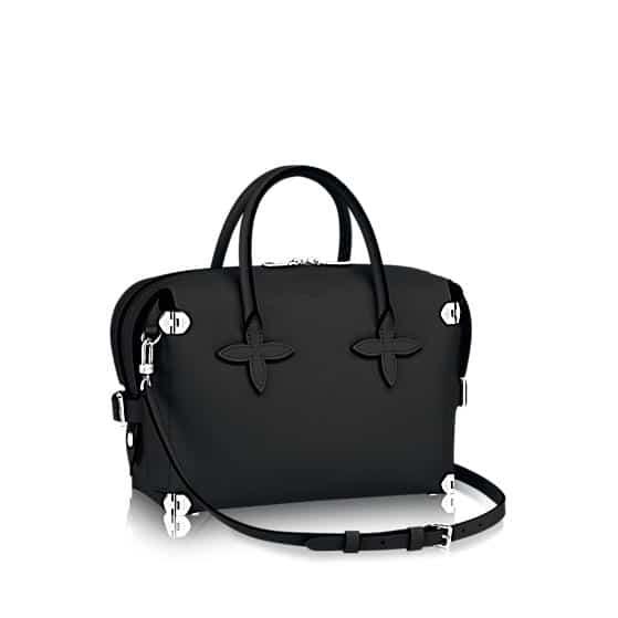 Louis Vuitton Noir Garance Bag