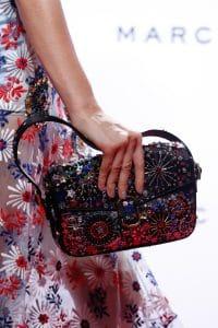 Marc Jacobs Black Embellished Flap Bag 2 - Spring 2016