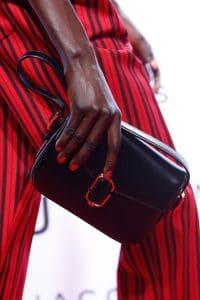 Marc Jacobs Black Flap Bag 3 - Spring 2016